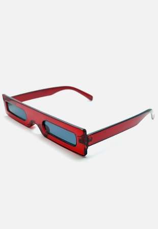 Óculos Kodo Acessórios Vintage Vermelho