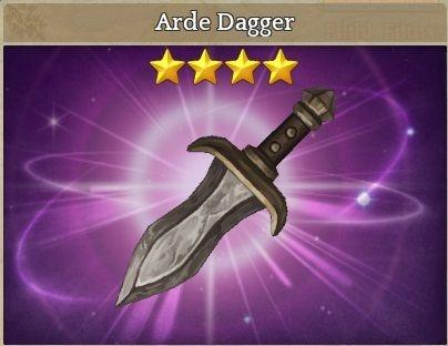 TOS - Arde Dagger