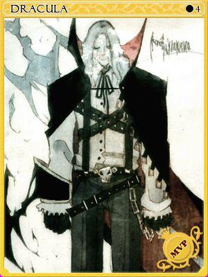 Carta Drácula Ragnarok - Thor