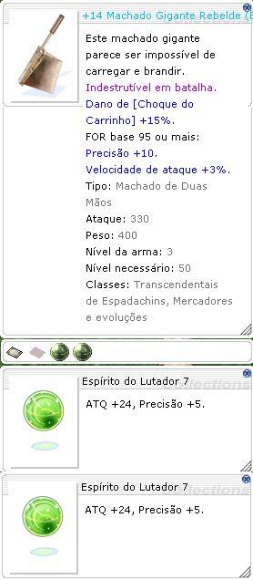 +14 Machado Gigante Rebelde
