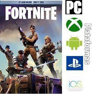 Pacote Fundador Padrão - Fortnite