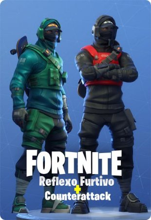 Reflexo Furtivo  - Fortnite