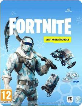 Deep Freeze Bundle - Fortnite