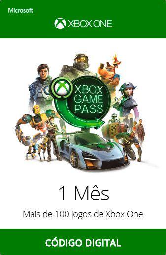 Xbox Game Pass  - 1 Mês