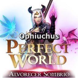 Moedas Perfect World - Ophiuchus