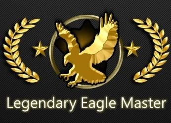 Conta CS GO - Legendary Eagle Master