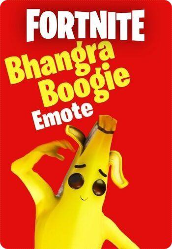 Bhangra Boogie - Emote