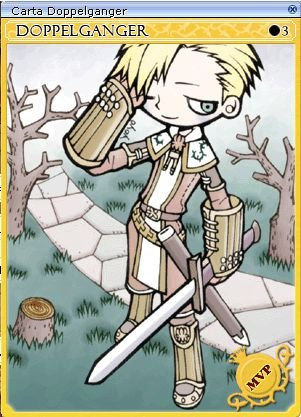 Carta Doppelganger - Thor