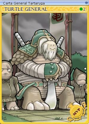 Carta General Tartaruga - Thor