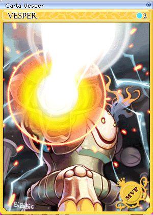 Carta Vesper - Thor