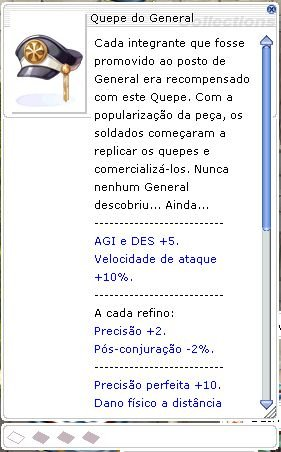 Quepe do General - Thor