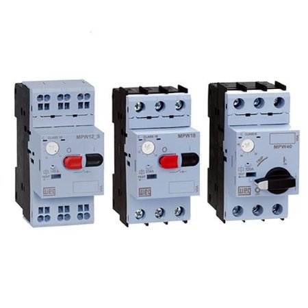 Disjuntores-motores WEG MPW