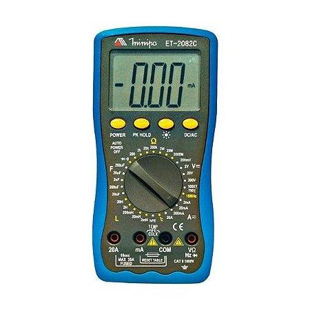 Multímetro Digital MINIPA ET-2082C