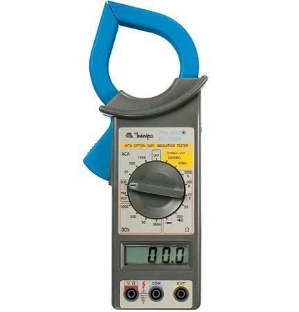 Alicate Amperímetro MINIPA ET-3200A