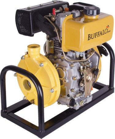 "Motobomba Centrífuga Buffalo BFD17"" 1""½ X 1"""