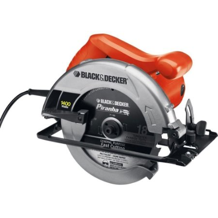 Serra Circular Black & Decker CS1020K