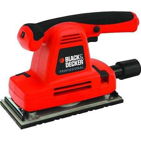 Lixadeira de Acabamento Black & Decker SS1000
