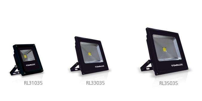 Refletores LED Empalux