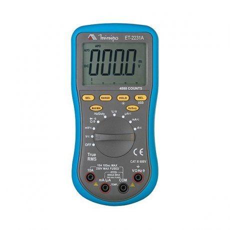Multímetro Digital MINIPA ET-2231A