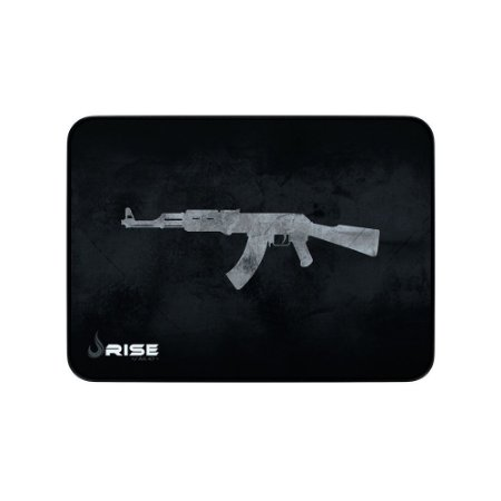 MOUSEPAD RISE GAMING AK47 MÉDIO BORDA COSTURADA RG-MP-04-AK