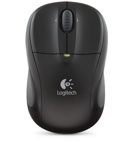Mouse Sem Fio Logitech M305 Preto 1000dpi