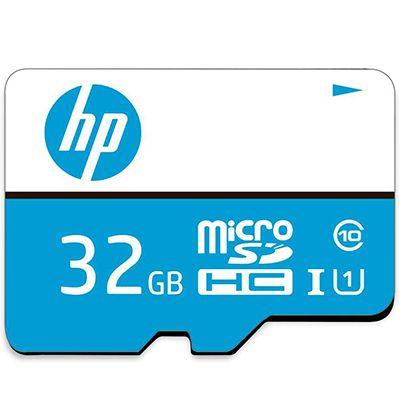 Cartão de Memória Micro SD HP MI 210 UHS-I 32GB c/ Adaptador SD