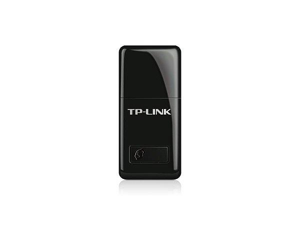 Adaptador TP-Link TL-WN823N Wireless N USB 300 Mbps