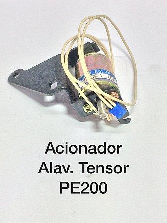 ACIONADOR DA ALAV.DO TENSOR - PE200