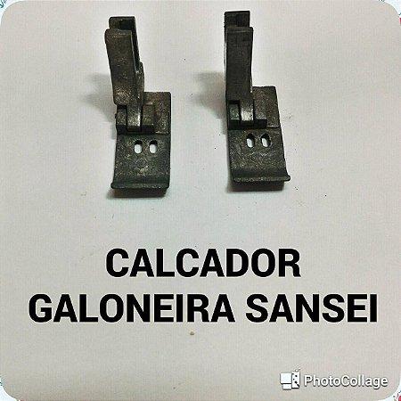 Calcador Galoneira Sansei