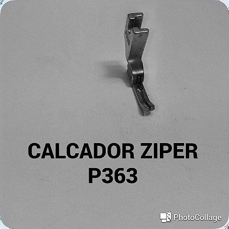 Calcador Ziper P363