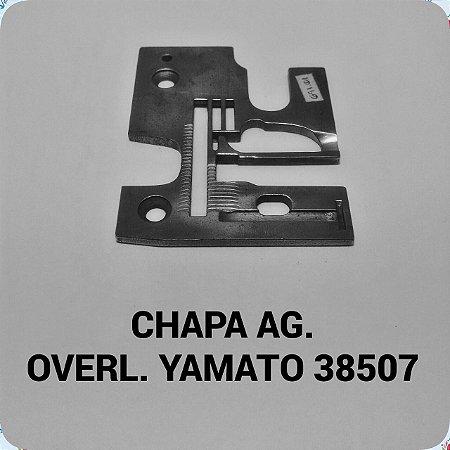 Chapa de Agulha Yamato 38507