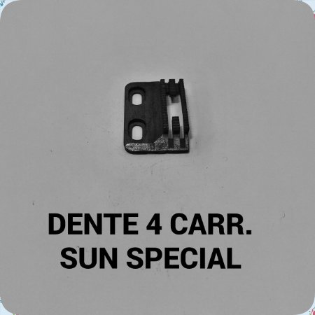 Dente 4 Carr Sun Special