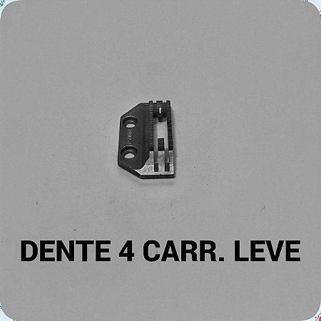 Dente 4 Carr Leve