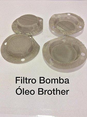 Filtro Bomba Óleo Brother