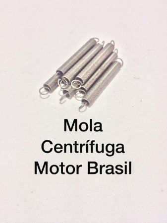 Mola Centrifuga Motor Brasil