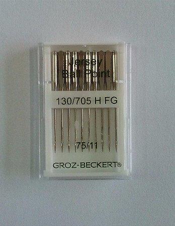 Agulha Groz Beckert- Bordado e Costura - Pacote com 10 unidades