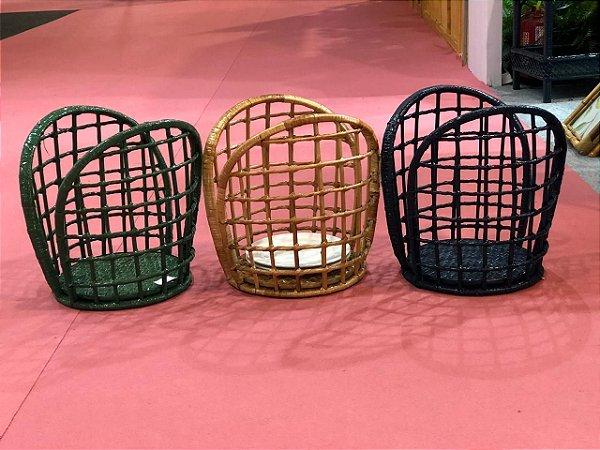 Porta pratos verde