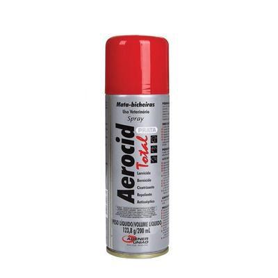 Aerocid Spray Prata 200 ml