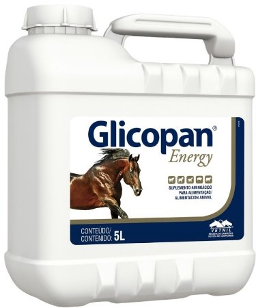 Glicopan Energy 5 Litros