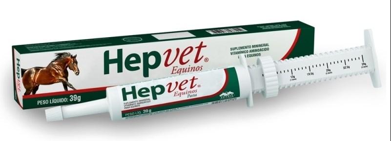 Hepvet Equinos Pasta 39 gr