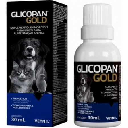 Glicopan Gold 30 ml