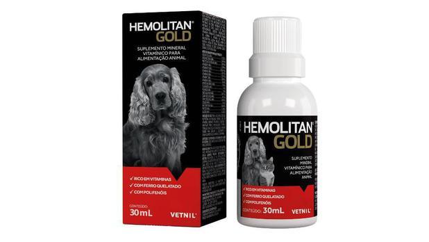 Hemolitan Gold 30 ml
