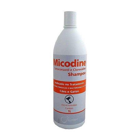 Micodine Shampoo 1 LT