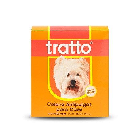 Coleira Tratto (Antiparasitária) 17 gr