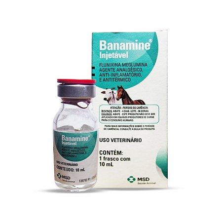 Banamine Injetável 10 ml