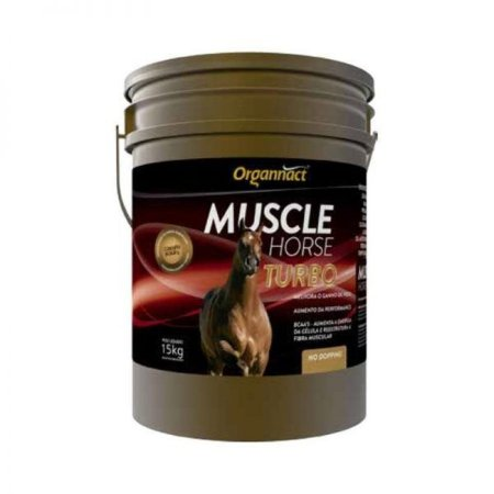 Muscle Horse Turbo 15 Kg