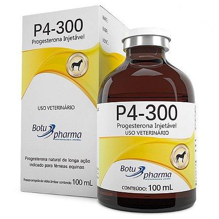 P-4 300 (Progesterona 30%) 100 ml