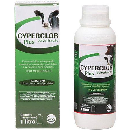 Cyperclor Plus Pulverização 1 Litro