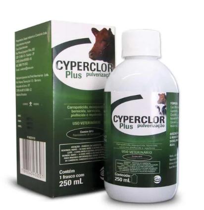 Cyperclor Plus Pulverização 250 ml
