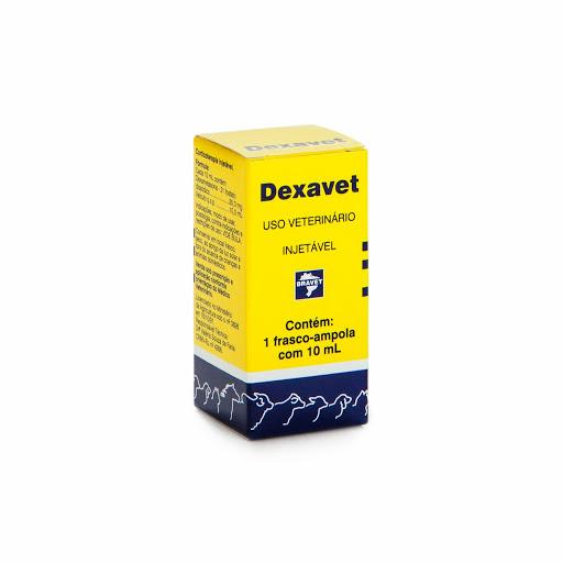 Dexavet Injetável 10 ml